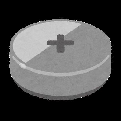 【柏店】補聴器の電池寿命について